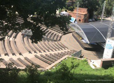 Amfiteatr im. Czesława Niemena Olsztyn