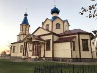 Cerkiew prawosławna w Łosince