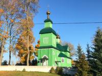 Cerkiew prawosławna w Trześciance