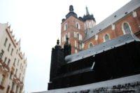Kościół Mariacki w Krakowie makieta