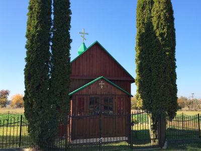 Prawosławna Kapliczka w Soce