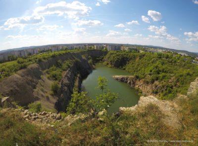 Rezerwat Skalny Ślichowice osiedle