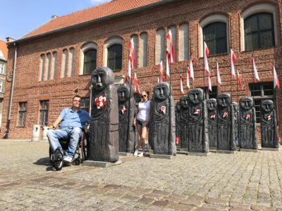 Stary Ratusz w Olsztynie baby pruskie