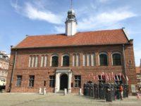 Stary Ratusz w Olsztynie na Starym Mieście