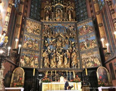 Wielki Ołtarz Wita Stwosza Kraków