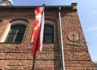 Zegar słoneczny w Olsztynie