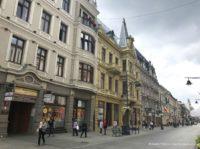ulica Piotrkowska - kamienice