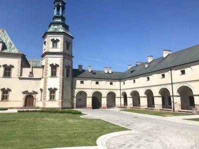 Pałac Biskupów Krakowskich - atrakcja turystyczna w Kielcach